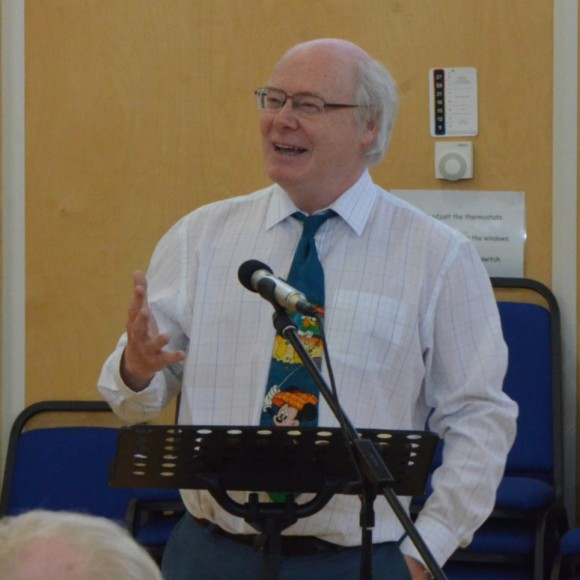 Dave Preaching