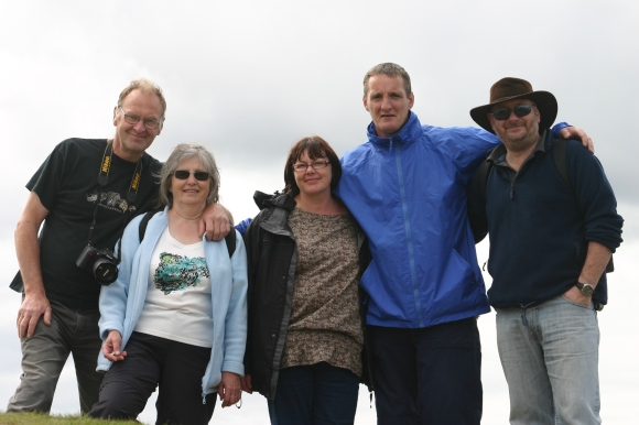 Holy Island Walk